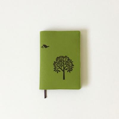 [바느질시간]나무와 새 북커버 8colors