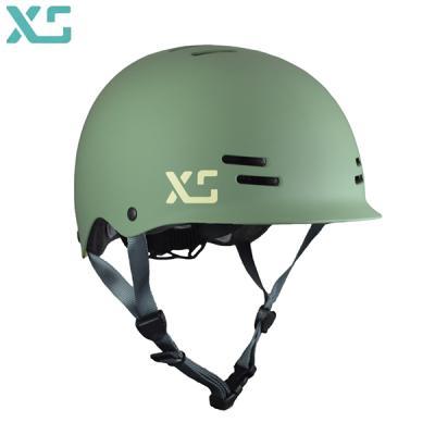 [XS] FR7 SKYLINE HELMET (MATTE MOSS GREEN)