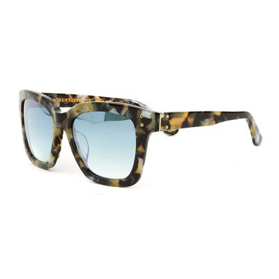 마인드 마스터 MMS1032-B Sunglass (BLACK YELLOW)