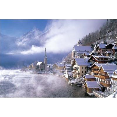 1000피스 직소퍼즐 - 할슈타트의 겨울 (초미니)