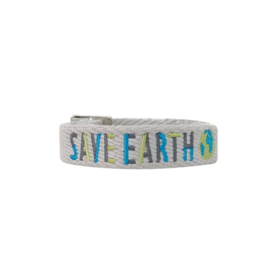 지구 환경 기부팔찌 SAVE EARTH