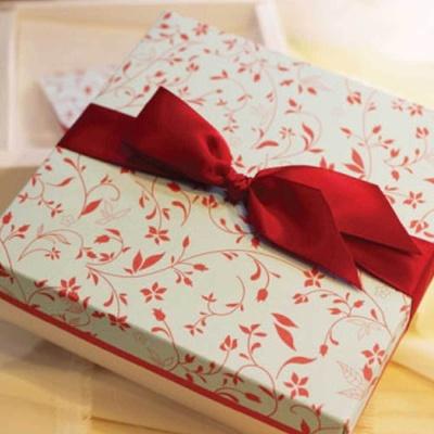 초콜렛 박스 케이스 정상 포장 남자 친구 선물