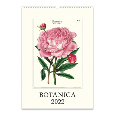 2022 카발리니캘린더 Botanica