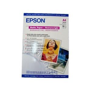 엡손(EPSON)용지 C13S041259 (포토용지 고중량 매트) / Matte Paper - Heavy weight A4 / 50매 (코드변경 41256)