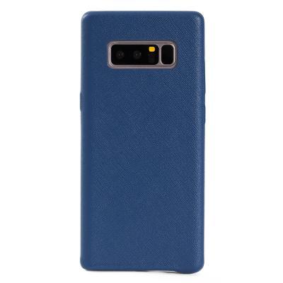 [매니퀸]사피아노스마트폰 케이스 갤럭시 노트8 블루