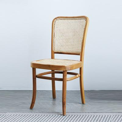 [리비니아]링고 라탄 의자