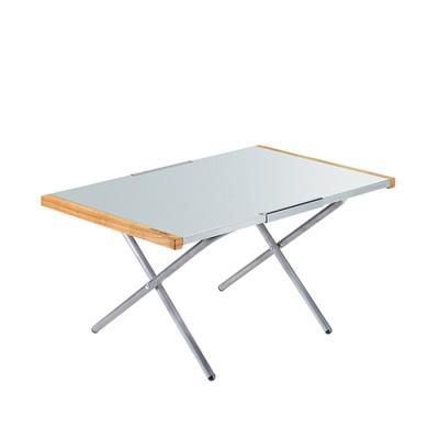 [유니프레임] 파이어 테이블 L 스테인레스상판 접이식