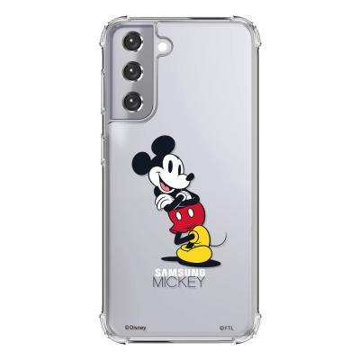 (방탄케이스) 디즈니 당당한미키 휴대폰케이스