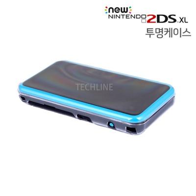 New 2DS XL 투명케이스