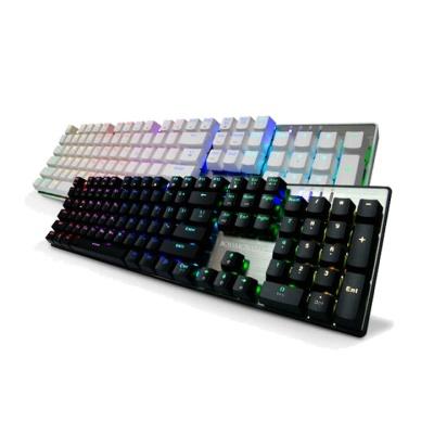 한성컴퓨터 GTune 스피드스위치 기계식키보드 MKF14S BOSSMONSTER TFG (커스터마이징 백라이트 / 멀티미디어 키 / 무한동시입력)