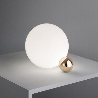 인테리어 원형 달 조명 LED 침실 스탠드 무드등