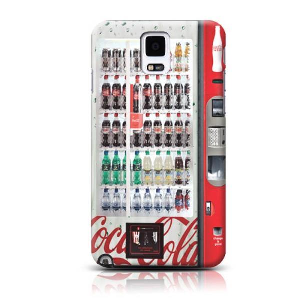 프리미엄 드링크 자판기케이스(갤럭시노트4)