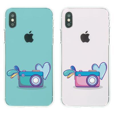 아이폰8/7플러스케이스 스냅샷 소프트젤리케이스