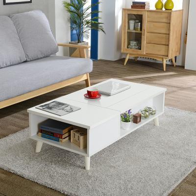 쁘레 리프트업 소파 테이블 1200