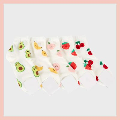 과일사랑이 양말 패션양말