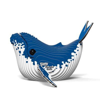 25피스 우드락 입체퍼즐 - 혹등고래