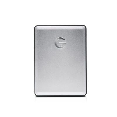 지테크놀로지 G-DRIVE 모바일 V3 외장하드 2TB (130MB/s 전송속도 / 알루미늄하우징 / 플러그 앤 플레이)
