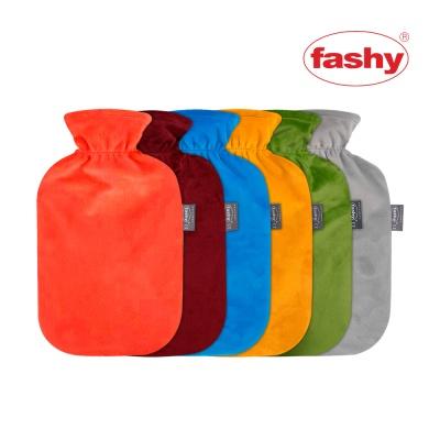 [Fashy]독일생산 파쉬 보온 물주머니/핫팩_벨벳커버