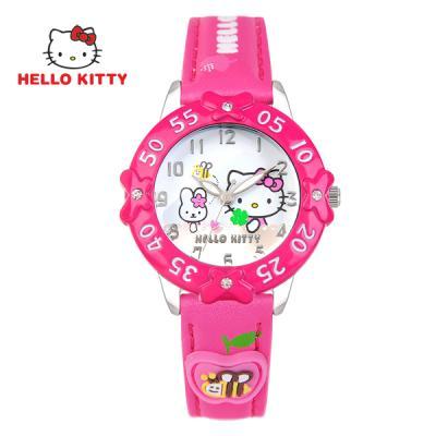 [Hello Kitty] 헬로키티 HK020-C 아동용시계 본사 정품