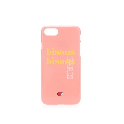 PFS iPhone8 005 Bisous Peach