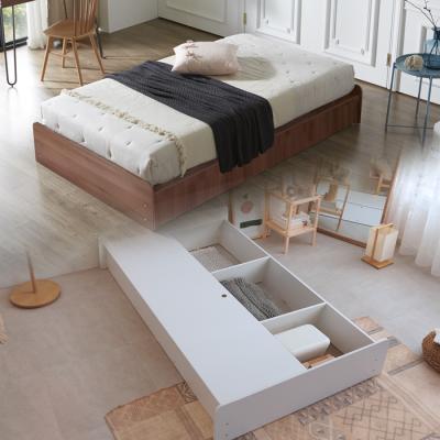 객실용 low 시크릿수납 SS 침대 양면매트 DM222