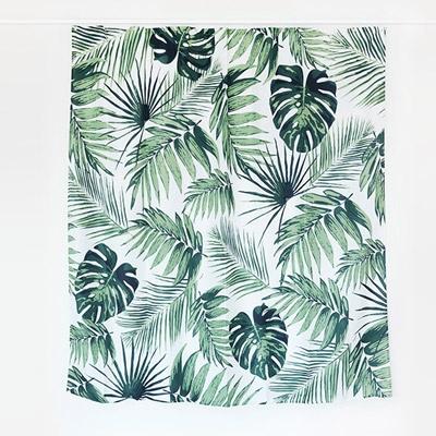 [무료배송]Premium Botanical 북유럽 샤워커튼 ver.2