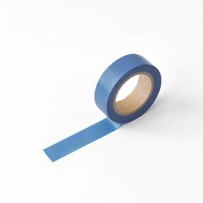 왈가닥스 솔리드 마스킹테이프 - 108 Rainy Blue