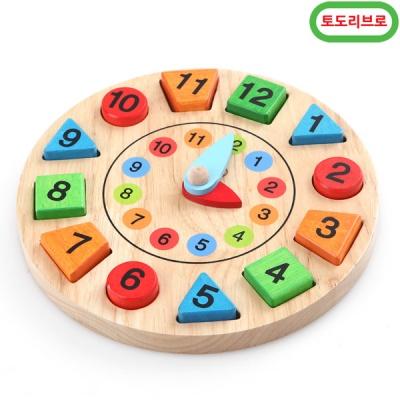 토도리브로_도형시계