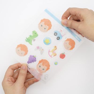 어린이화장품 플로릿 캐빈 스티커 마스크 팩 1매