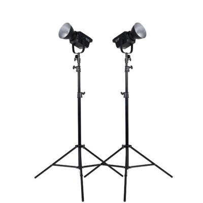 난라이트 대광량 스튜디오 LED FS-200 투스탠드세트