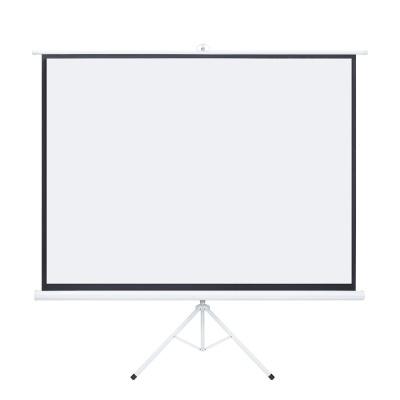 빔프로젝터 스크린 / 포터블 스탠드형 100형 LCIH014