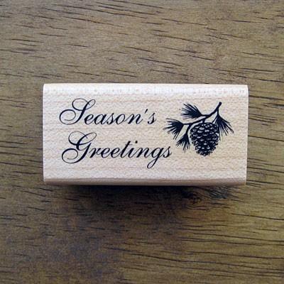[크리스마스]Season's Greetings(솔방울)