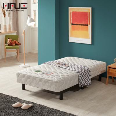 보루네오 하우스 라보떼 발디 매트리스 일체형 침대 BD002 SS (본넬스프링)
