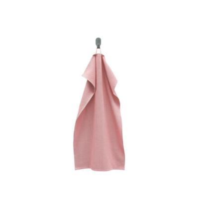 심플 핑크 세면타올 1개