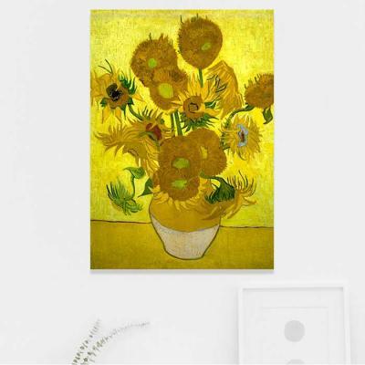 주문제작 액자 Gogh Sunflowers1889 420x524x30mm