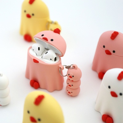 Peep Peep 에어팟 실리콘 케이스