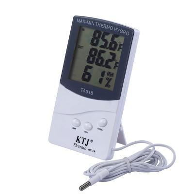 데스크 디지털 온도계 습도계/실내 온습도계