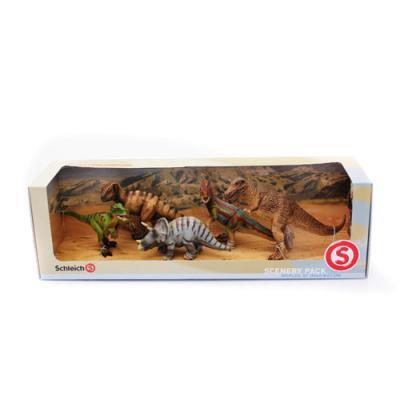 공룡 세트(선물용 한정)