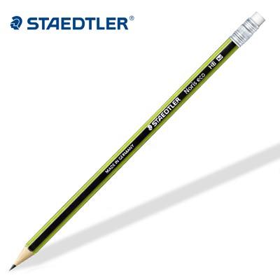 스테들러 노리스 에코 지우개 연필/182 30-HB