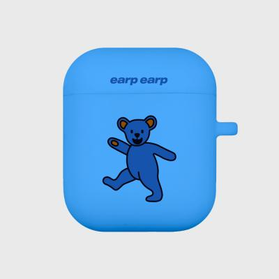 Hi bear-blue(Air Pods)