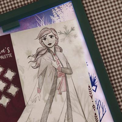 메이크잇리얼 겨울왕국2 라이트테이블 / 그림그리기