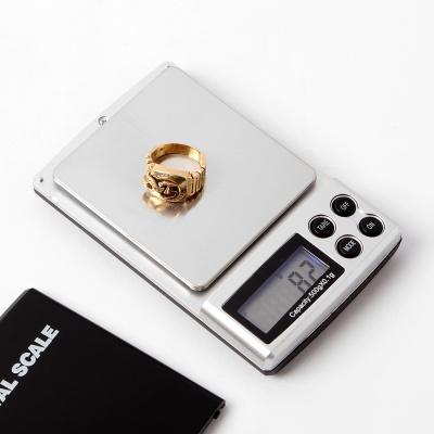 휴대용 전자저울(500gx0.1g)