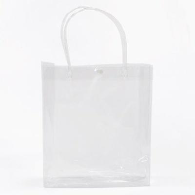 비닐가방(투명손잡이)(10개세트)