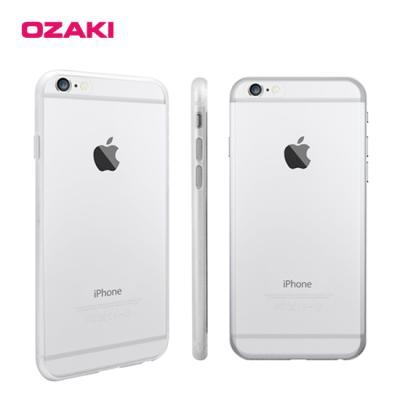 [OZAKI]아이폰6S/6 O!coat 소프트 크리스탈 케이스