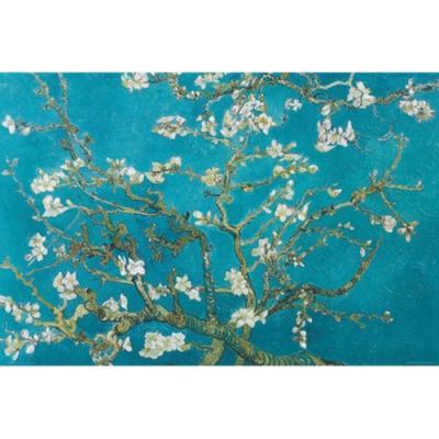 805907 아몬드 나무 꽃-Van Gogh