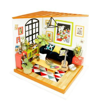 [adico]DIY 미니어처 시그니처 하우스 - 거실