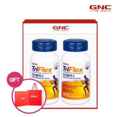 [GNC]트리플렉스(글루코사민복합제품) 45정 2병 세트