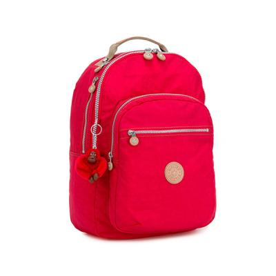 키플링 CLAS SEOUL Large backpack True Red C
