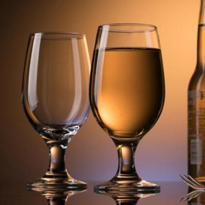 소믈리에 와인 비어 고블렛잔 1개