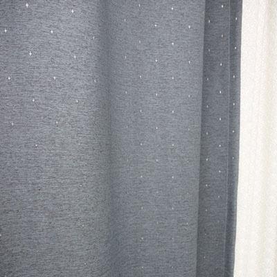 은하수 암막커튼 - 블루그레이